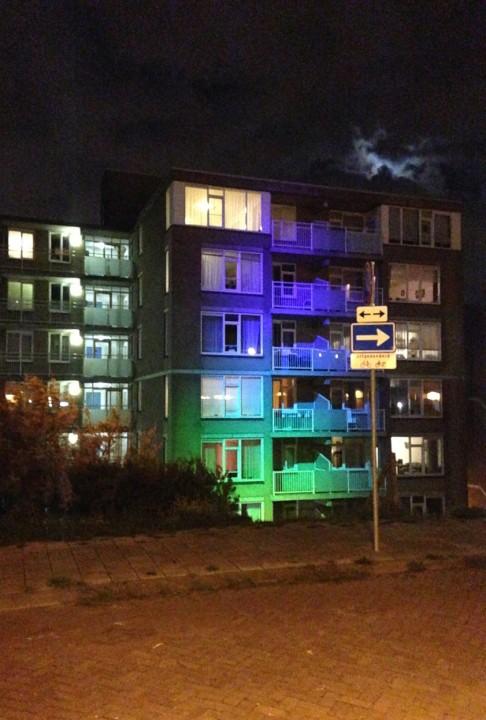 Breaking Light - Scheveningen 2015; still from video