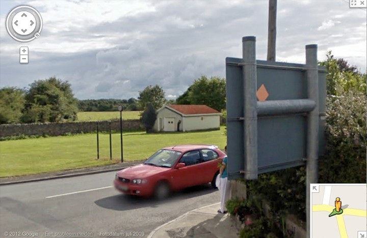 Until Askeaton has streetview - Askeaton Ireland - Google images