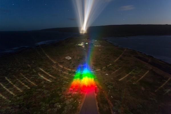 Breaking Light - Cape Leeuwin 2016 - Western Australia - residency at FORM