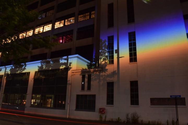 Breaking Light Spectrum MU 2016
